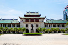 Xiamen University. Eastphoto, tukuchina, Xiamen University, City, scenery Royalty Free Stock Image