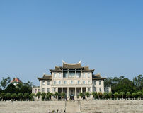Xiamen University, Jiannan Hall Stock Photo