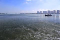 Xiamen wuyuan bay Stock Photos