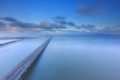 Xiamen Xinglin Bridge, China Stock Photo