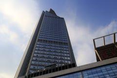 Xiamenvakbonden de bouw Stock Afbeelding