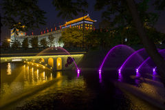 Xian, Κίνα Στοκ Εικόνες