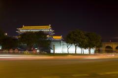 Xian, Κίνα Στοκ εικόνα με δικαίωμα ελεύθερης χρήσης
