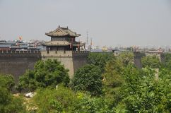 Xian, Китай Стоковые Изображения RF