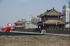 Xian, Китай Стоковые Фотографии RF