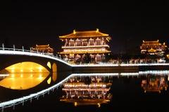 Xian, Китай Стоковое фото RF