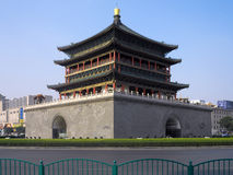 Xian Bell Tower - China Stock Photo
