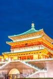 Xian bell tower Stock Photo
