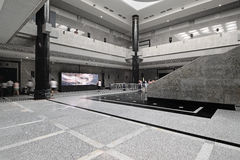 Xian China-The exhibition hall Stock Image