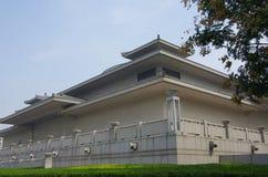 Xian China-geschiedenismuseum Royalty-vrije Stock Fotografie