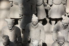 XIAN,CHINA -JUNE 13 :The Terracotta Army or the Stock Photo