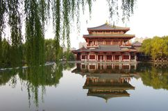 Xian,China Royalty Free Stock Photo