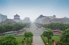 Xian China Stock Photo