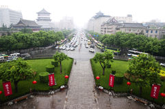 Xian - China Royalty Free Stock Photos