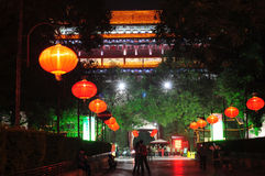 Xian, Chine Photo libre de droits