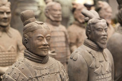 Xian, Cina fotografia stock libera da diritti