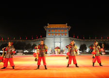 Xian City, China Stock Photography