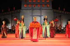 Xian City, China Stock Photography