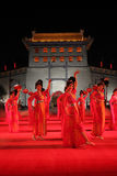 Xian City, China Stock Photo