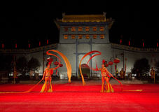 Xian City, China Royalty Free Stock Image