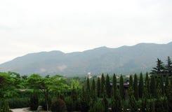 Xian City China Landschaften der Stadt und seiner Umgebung, Aushöhlungen der Terrakotta-Armee stockbild