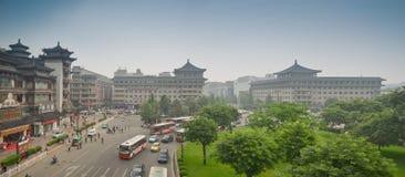 Xian City royalty free stock photography