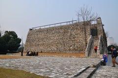 Xian city walls Royalty Free Stock Photography