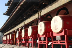 Xian drum tower Royalty Free Stock Photography