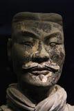 Xian i guerrieri di terracotta Immagini Stock