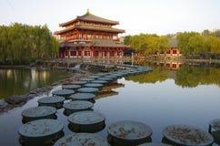 Xian Kina Royaltyfri Fotografi