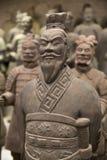 Xian Kina arkivfoton