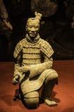 Xian krigare på museet av islamiska konster MIA In Doha, capien Royaltyfri Fotografi