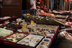 Xian Muslim Market Image stock