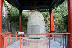 Xian (Sian, Xi'an) beilin museum (Stele Forest), China Stock Photography