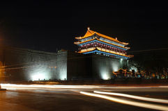 Xian south gate royalty free stock images