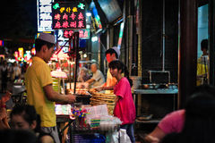Xian Street Food Stockfotos