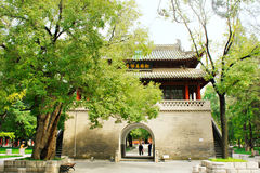 Xian Tang Dynasty Temple recommended Royalty Free Stock Photos