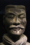 Xian the terracotta Warriors Stock Images