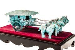 Xian wagon Stock Images