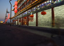 Xian Wall Royalty Free Stock Images
