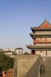 Xian-Wand Lizenzfreies Stockbild