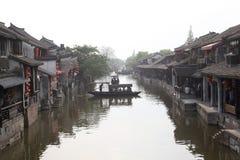 Xiang Water Town Imagem de Stock Royalty Free
