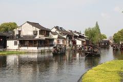 Xiang Water Town Photo stock