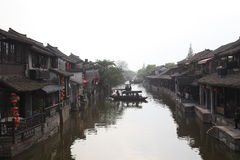 Xiang Water Town Images stock