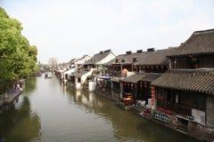 Xiang Water Town Imagens de Stock