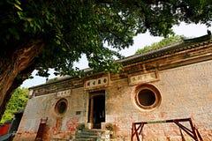 Xiang Yan Temple stock afbeelding