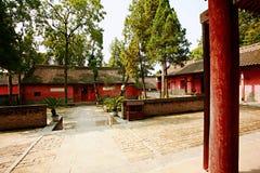 Xiang Yan Temple stock fotografie