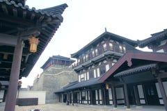 Xiang Yu Kings Hometown Stockbilder