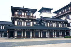 Xiang Yu Kings Hometown Royalty Free Stock Images