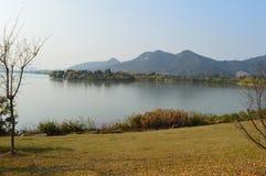 XiangHu sjö Arkivbild